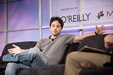 Sergey Brin at Web2Summit