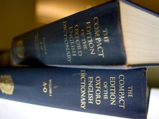 The Oxford English Dictionary